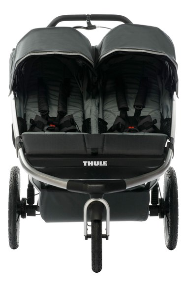 Thule 'Urban Glide' Jogging Stroller with Snack Tray Dark Shadow Nordstrom anniversary sale baby