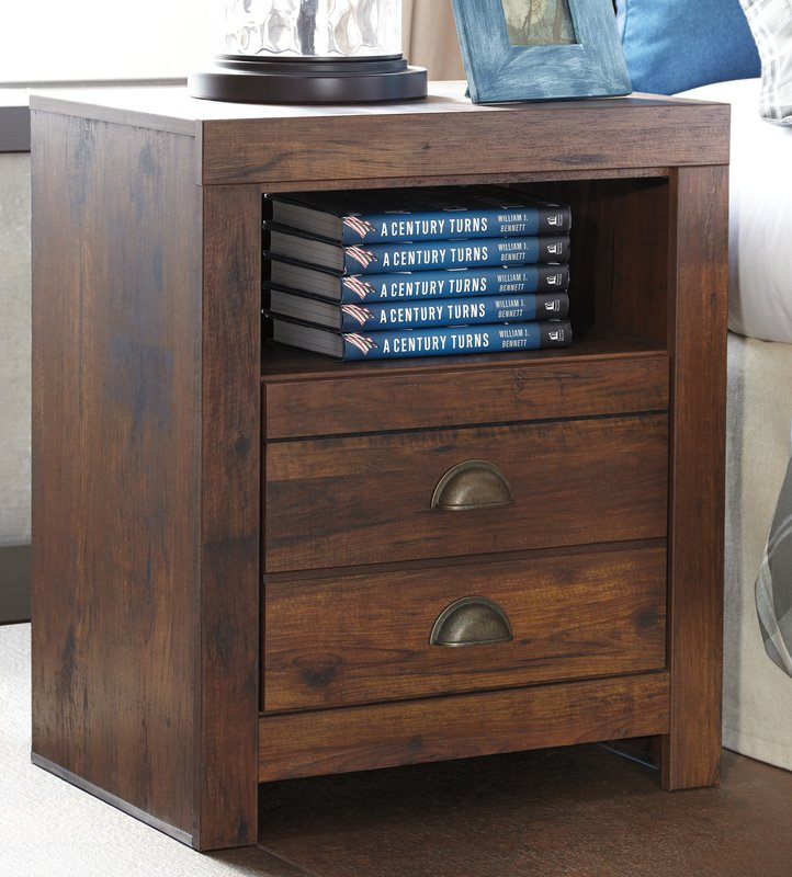 Darby Home Co Allport 2 Drawer Nightstand wayfair cyber monday sale