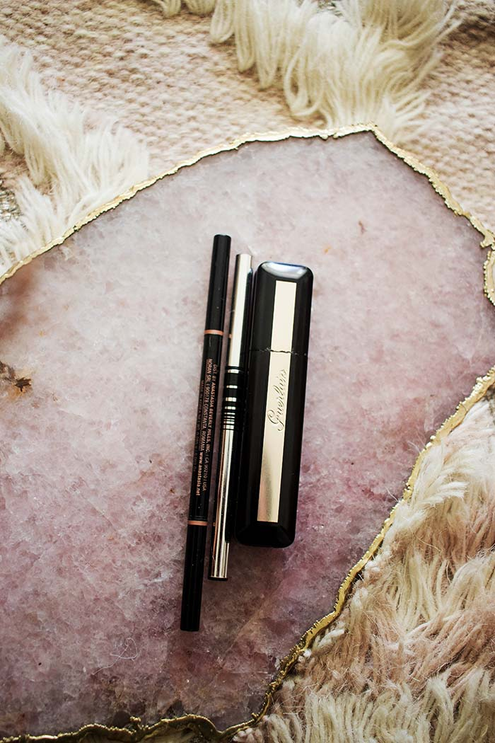 Candie Anderson shares the best Anastasia Beverly Hills eyebrow pencil, Marc Jacobs eyeliner and Guerlain mascara at the Sephora VIB Rouge Sale.