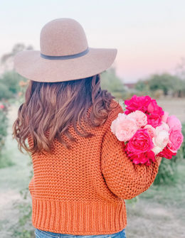 Fashion expert and style blogger Candace Rose Anderson of the blog Candie Anderson (candieanderson.com) has the scoop on the best fall hats for women of all ages in a variety of styles and colors including the NORDSTROM Refined Floppy Wool Felt Hat in Tan