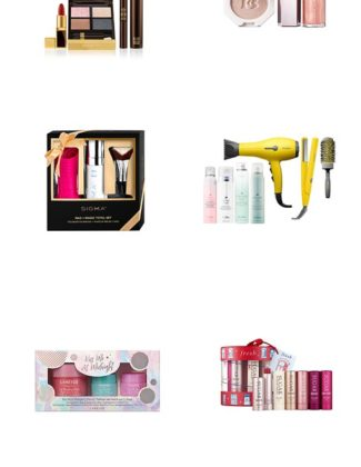 Beauty blogger and journalist Candie Anderson has the scoop on 30 of the best beauty gift sets for the holidays and Christmas season.